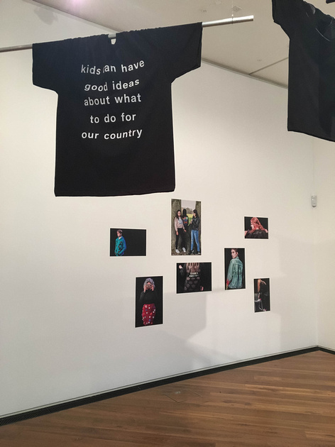 The Britishness Project at Firstsite, Colchester