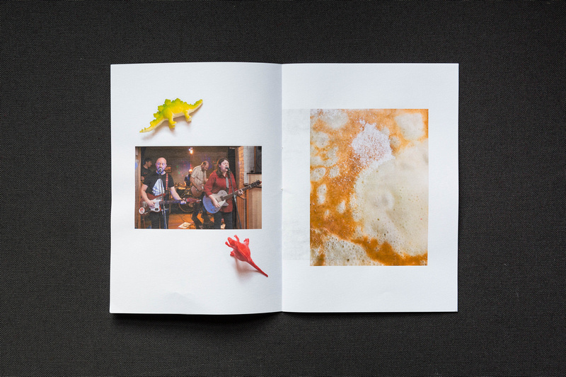 A photo zine about March