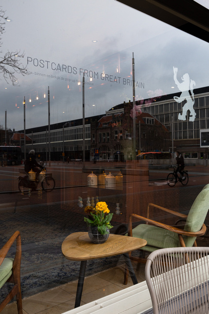 Postcards from Great Britain: Haarlem
