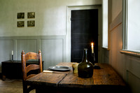 Restored Historic Almshouse at the Geffrye Museum