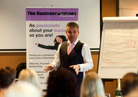 Business Woman's Network, Colchester, 21 March 2014