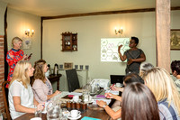 Kubi Springer at the Business Woman's Network