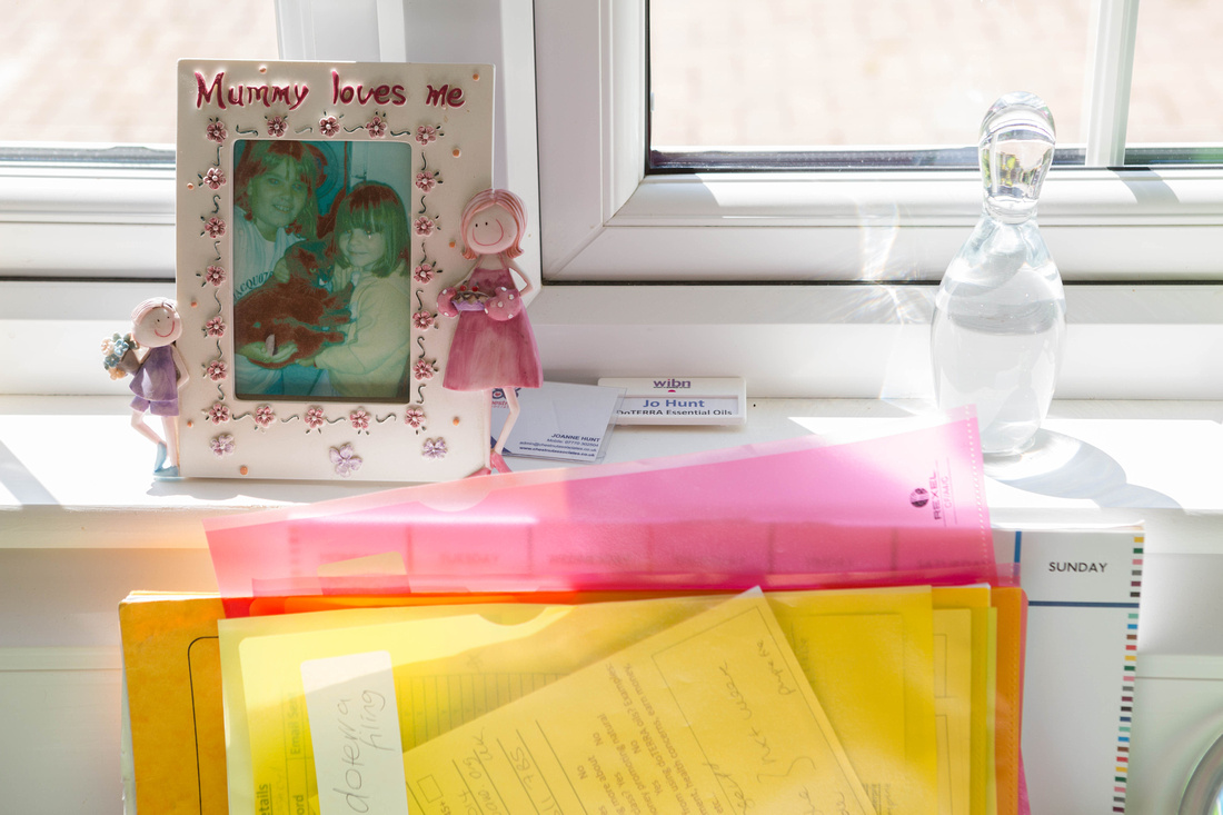 Jo's Home Office and Treatment Room