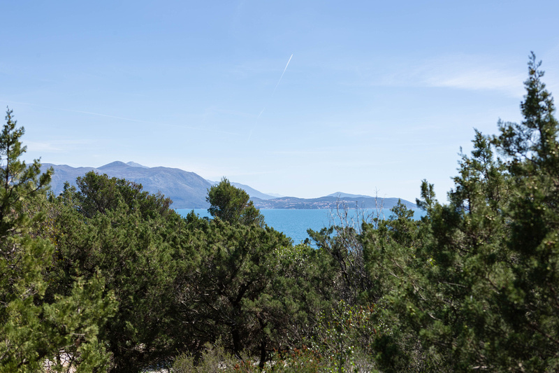View from Lokrum Island