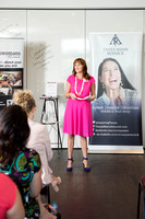 Tanya Mann Rennick at the Business Woman's Network