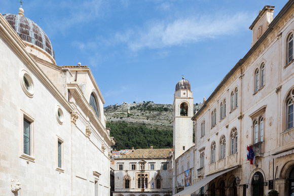 Sponza Palace and City Hall, Dubrovnik